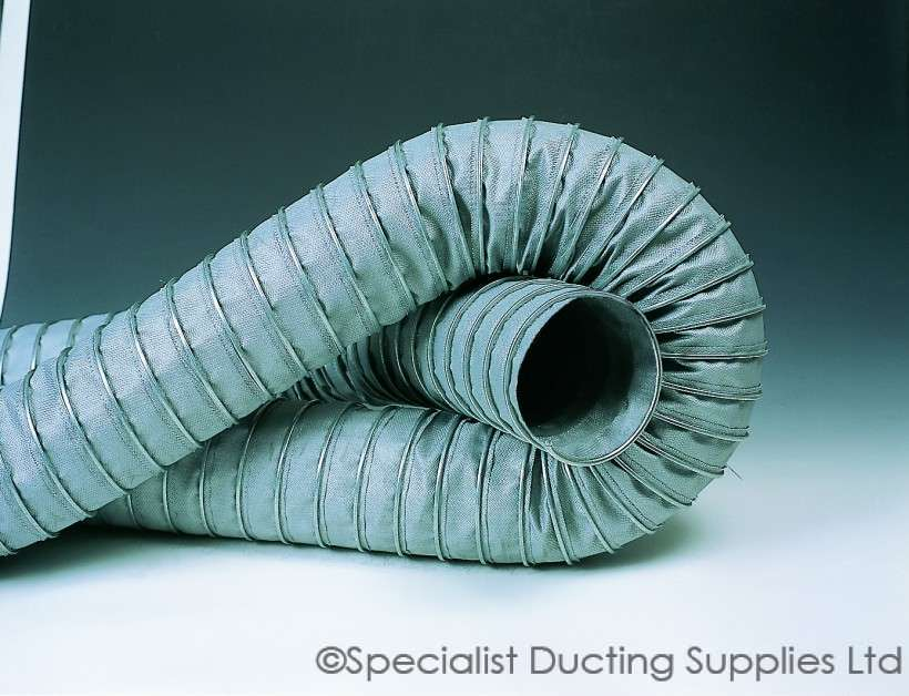Teflon Clip - Specialist Ducting Supplies Ltd