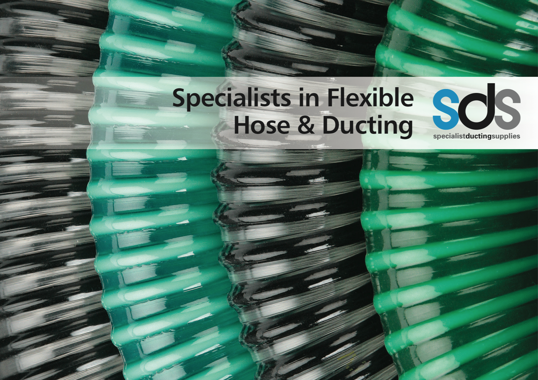 NEW Flexible Hose & Ducting Brochure Launched
